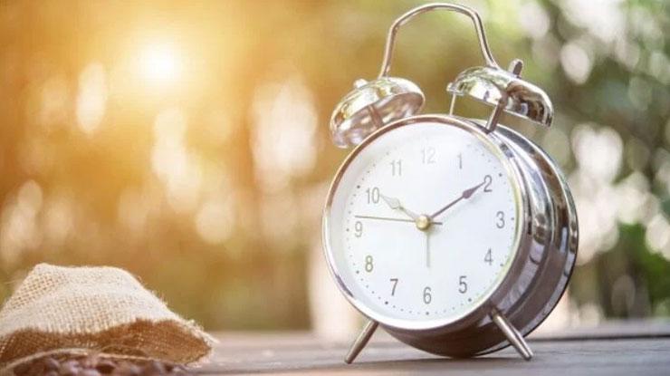 Waktu yang tepat untuk menjemur Lovebird