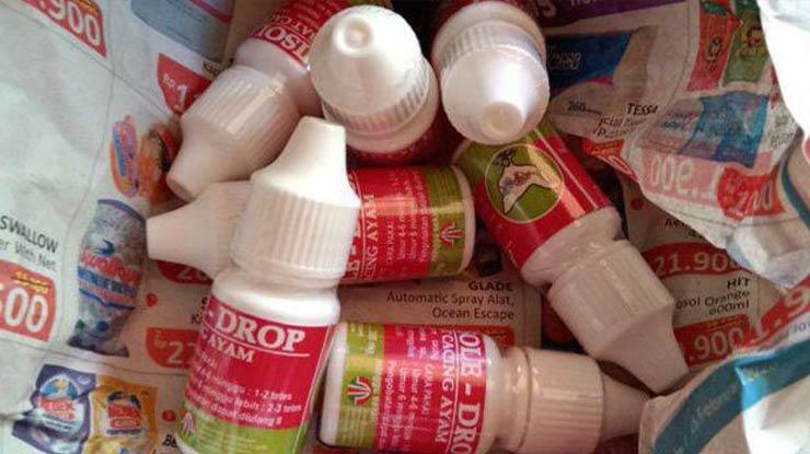 Obat Cacing Amisole Drop