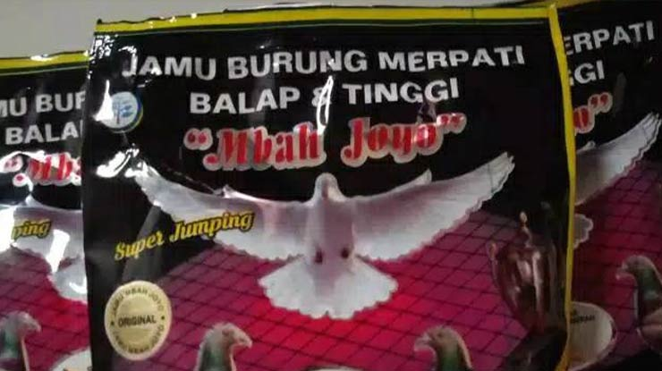 Obat Burung Dara Mbah Joyo