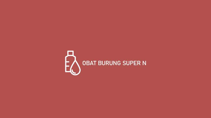 Obet Burung Super N